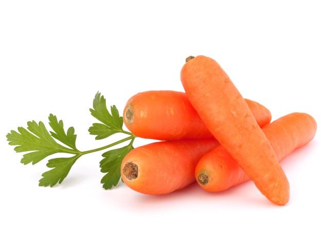 carota zapponeta - Karotten