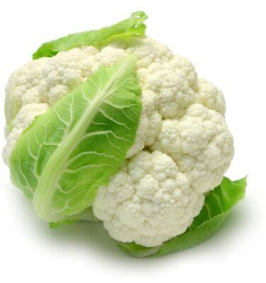 cavolfiore 375x400 - Cauliflower