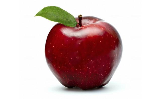 mela rossa 1 - Äpfel